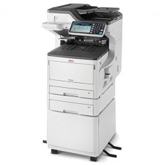 Oki Multifuncțional LED, format maxim A3, digital, color, 4-in-1 (◦ copy, ◦ print, ◦ scan, ◦ fax super G3, i-fax, pc-fax) lMC873dnct - Imprimanta cu jet