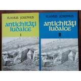 ANTICHITATI IUDAICE - FLAVIUS JOSEPHUS 2 VOLUME