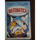 MATEMATICA CLS. A X-A - C. NASTASESCU