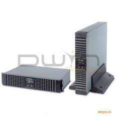 SOCOMEC UPS Online Dubla Conversie 1700VA, Rackmount/tower, NETYS RT, 6 x IEC Outputs, Management US