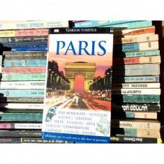 Paris, Ghiduri Turistice - Ghid de calatorie