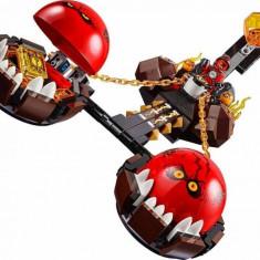 LEGO® NEXO KNIGHTS™ Carul Haosului al lui Beast Master 70314 - LEGO Castle