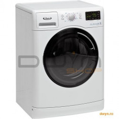 Masina de spalat rufe Whirlpool AWSE7120, Clasa de energie A++, Capacitate 7 kg, Viteza de centrif - Masini de spalat rufe