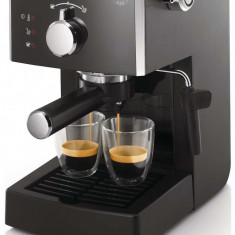 Espressor Philips Saeco Poemia HD8423/19, Dispozitiv spumare, 15 Bar, 1.25 l, Negru - Espressor automat