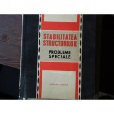 STABILITATEA STRUCTURILOR - A. SCARLAT