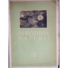 OCROTIREA NATURII NR. 4/1955