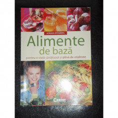 ALIMENTE DE BAZA - ADRIANA ORTEMBERG - Carte Dietoterapie