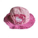 Palarioara de vara Hello Kitty roz