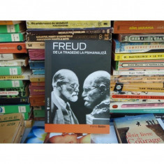 De la tragedie la psihanaliza, Freud - Carte Psihiatrie
