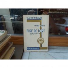 FIRE DE TORT, George Cosbuc - Carte poezie