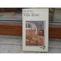 Villa Triste, Patrick Modiano - Circuit - Turism Extern