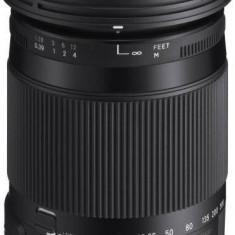 Obiectiv Sigma Canon 18-300/3.5-6.3 DC OS Macro - Obiectiv DSLR