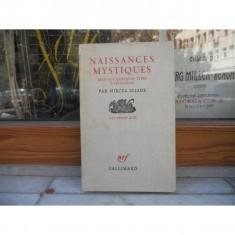 Naissances mystiques , Mircea Eliade