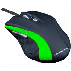 Mouse de notebook Modecom M5 Green