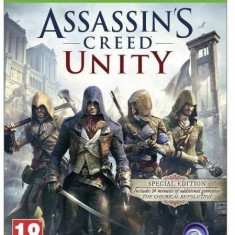 Joc software Assassins Creed Unity Special Edition Xbox One Ubisoft