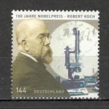 Germania.2005 100 ani PREMIUL NOBEL-Robert Koch SG.1237 - Timbre straine, Nestampilat