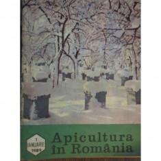 REVISTA APICULTURA IN ROMANIA NR.1/1989