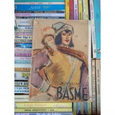BASME, M. LUNGIANU - Carte Basme
