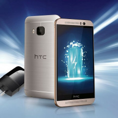 VAND HTC M9 Prime Camera Edition telefonul este nou - Telefon HTC, Gri, Neblocat