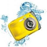 Aparat foto Easypix W1024Y Splash, galben