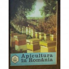 APICULTURA IN ROMANIA NR.4/1985