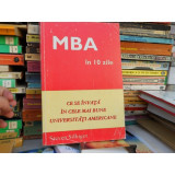MBA in 10 zile , Steven Silbiger