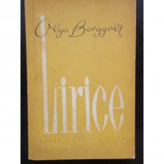 LIRICE - OLGA BERGGOLT