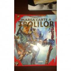 MAREA CARTE A TROLILOR - Carte personalizata