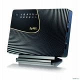 Media Router 4 Port-uri Wireless Gigabit AC1750 Zyxel 'NBG6716', 802.11ac (450Mbps/2.4GHz+1300Mbps/5