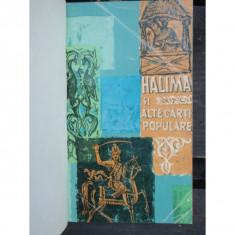HALIMA SI ALTE CARTI POPULARE - Carte mitologie