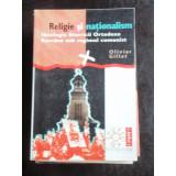 RELIGIE SI NATIONALISM - OLIVER GILLET