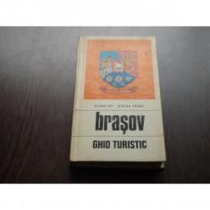 GHID TURISTIC BRASOV - SILVIU POP, STEFAN PRINCZ - Carte de calatorie