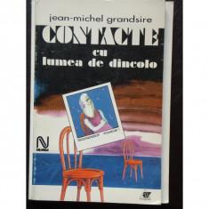 Jean-Michel Grandsire - Contacte cu lumea de dincolo - Carte paranormal, Polirom