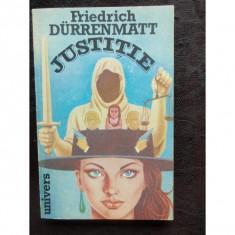 JUSTITIE - FRIEDRICH DURRENMATT - Semineu