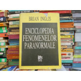 Enciclopedia fenomenelor paranormale , Brian Inglis