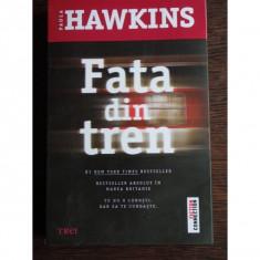 FATA DIN TREN - PAULA HAWKINS - Interfata diagnoza auto