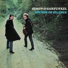 SIMON GARFUNKEL Sounds Of Silence 180g LP remastered (vinyl) - Muzica Folk