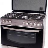 Aragaz Studio Casa FE9060 Gaz 5 arzatoare Grill Rotisor 60cm Inox