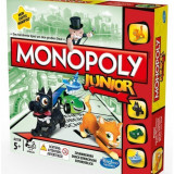 Joc Monopoly Junior (Refresh) Hasbro Hba6984278 - Jocuri Board games