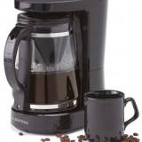 Filtru de cafea/ceai - negru - 680 W, 1,2 l