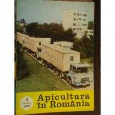 REVISTA APICULTURA IN ROMANIA NR.3/1977