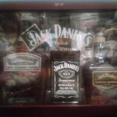 Fob Carry Case (jack daniel`s, single barrel, gentleman jack) - Whisky