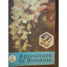 REVISTA APICULTURA IN ROMANIA NR.5/1985, Polirom