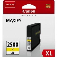 Cartuș imprimantă Canon PGI-2500 XL, galben