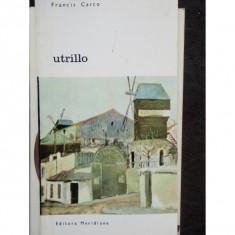 UTRILLO - FRANCIS CARCO