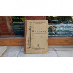 Atlas Istoric, Editura Nationala