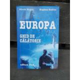 EUROPA GHID DE CALATORIE - SILVIU NEGUT - Carte de calatorie
