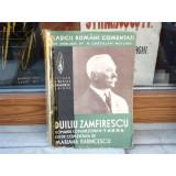 Romanul Comanestilor - Anna , Duiliu Zamfirescu , 1938