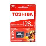Card Memorie Universala Toshiba Exceria MicroSDHC 128 GB Clasa 10 + Adaptor SD