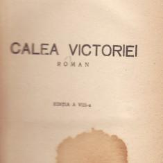 Cezar Petrescu - Calea Victoriei - 33539 - Roman